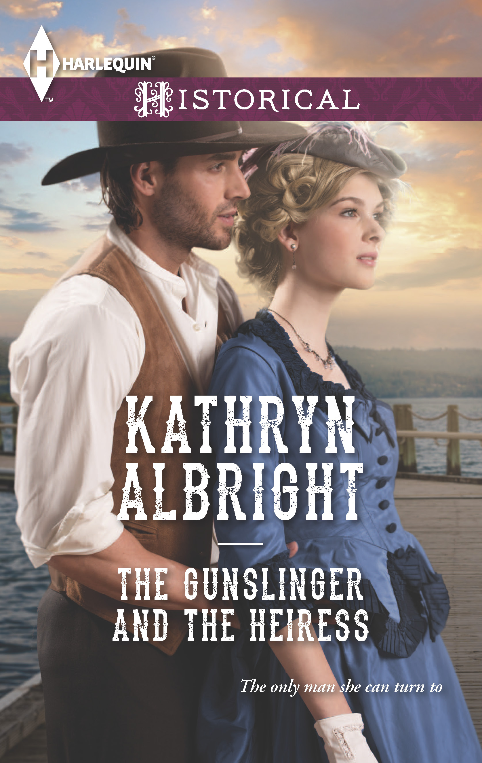 The Gunslinger and the Heiress