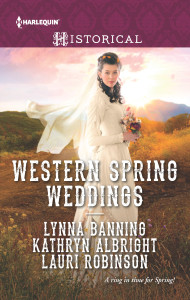 Western Spring Weddings Historical Romance