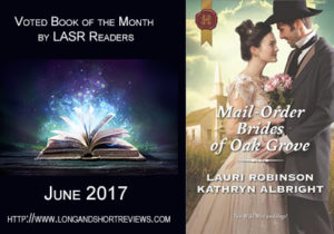Mail-Order Brides of Oak Grove LASR Winner