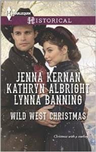Wild West Christmas Historical Romance