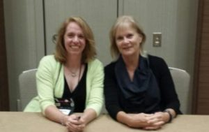 Georgie Lee and Sophia James, Authors for Harlequin