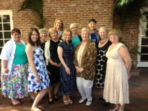 High Tea gathering with the HH authors & editors