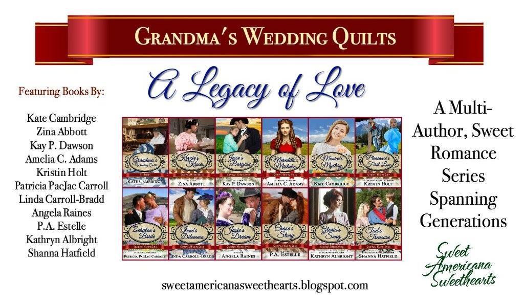 SAS Grandma's Wedding Quilts