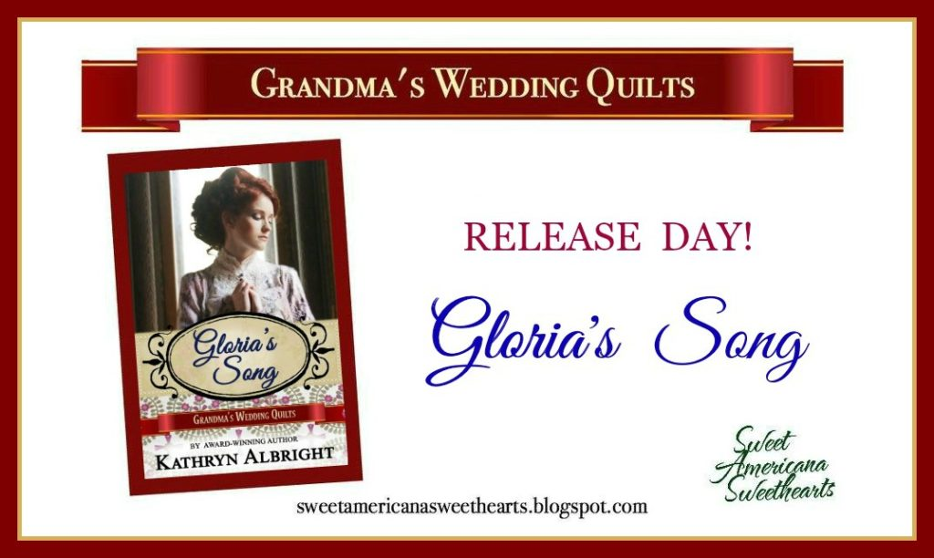 Release Day - Gloria's Song