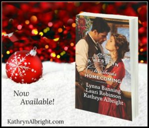 Christmas Homecoming.A Western Christmas Homecoming Kathryn Albright